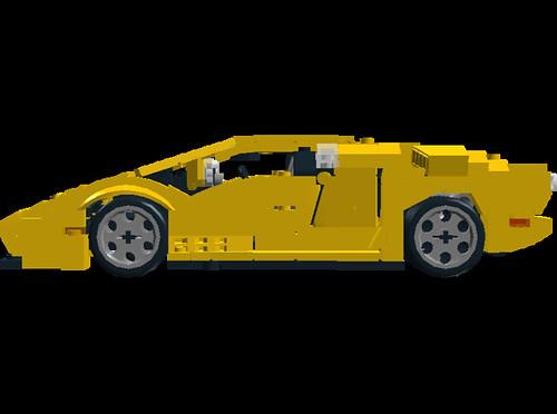 Lamborghini Diablo VT 6.0 side