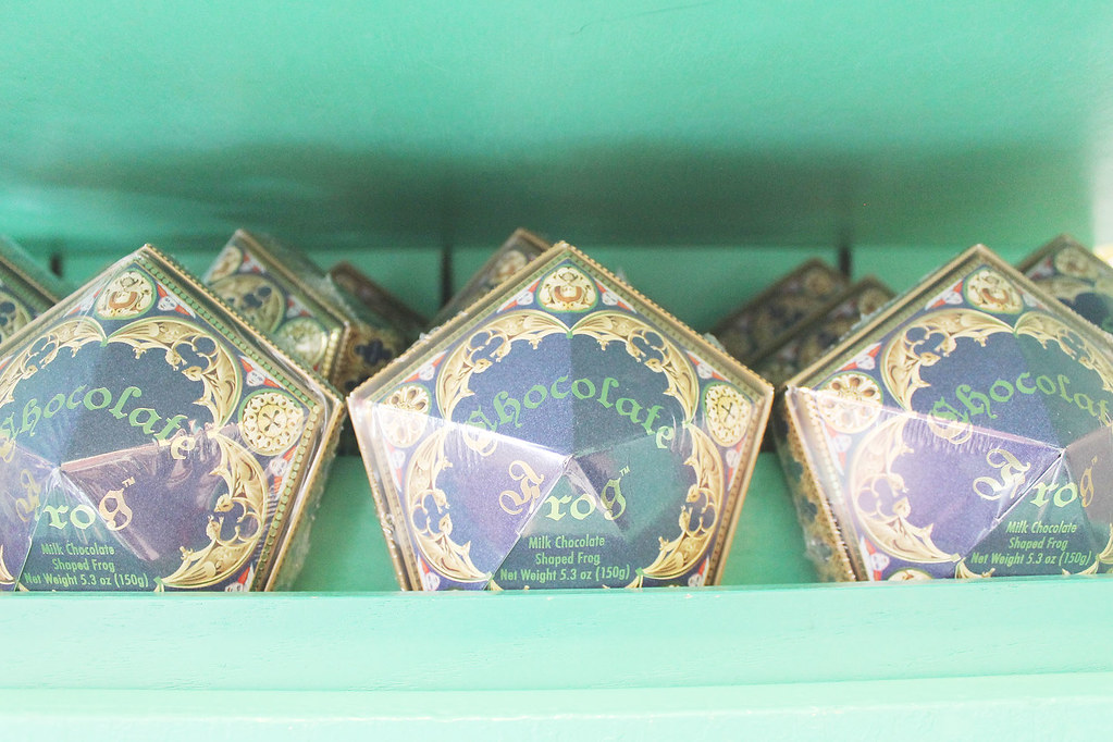 chocolate frogs