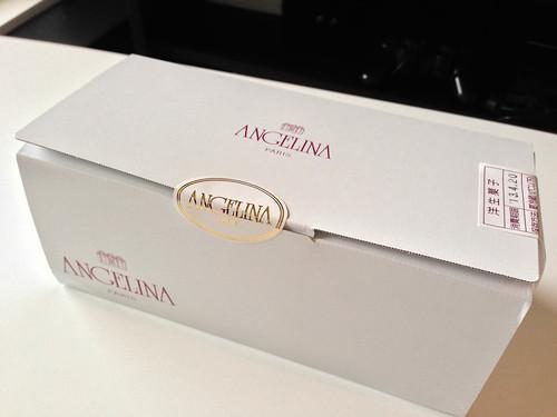 ANGELINA CAKE SHOP