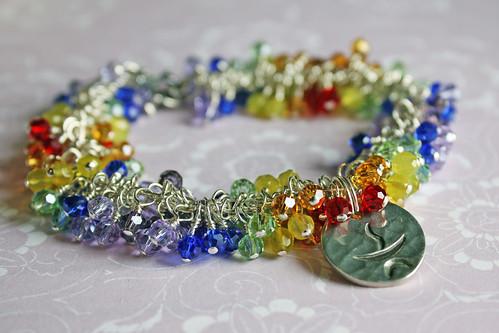 rainbow chalice bracelet 2