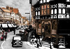 Chester Cross 1950 Vs 2013 Mash Up