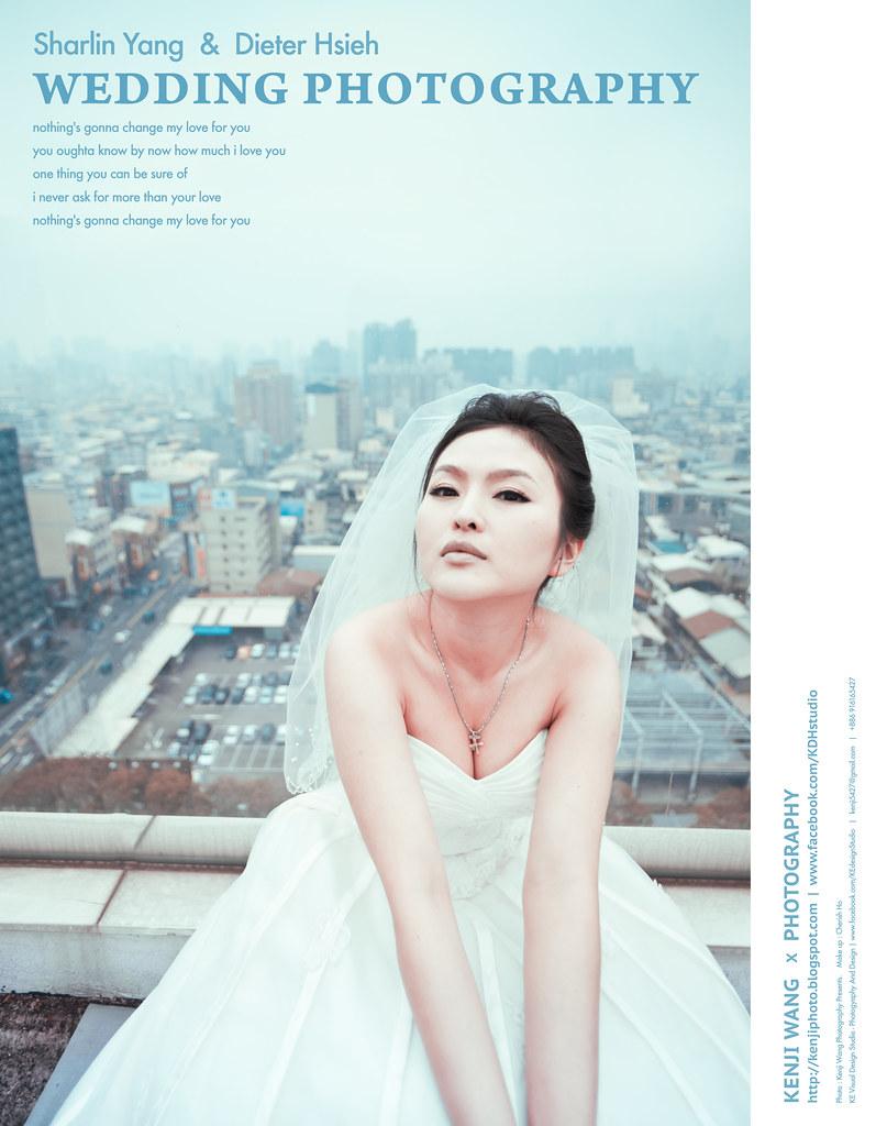 Sharlin Yang & Dieter Hsieh 自助婚紗