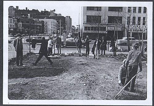 Bowery Lot 1973