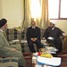 زيارة نائب رئيس ديوان الوقف الشيعي