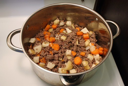 Homemade dog food beef stew life at cloverhill homemade dog food beef stew forumfinder