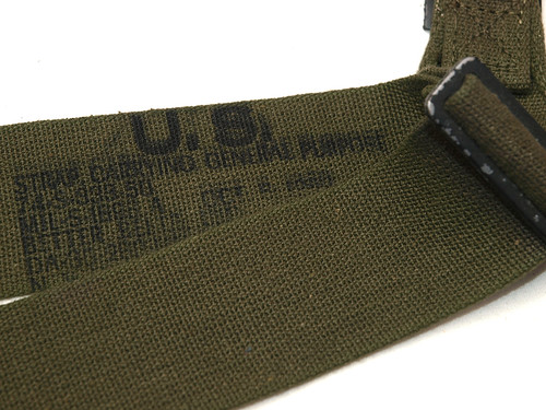 Army Camera Strap
