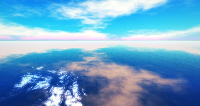New Clouds for Second Life - JuicyBomb Second Life Fashion Blog