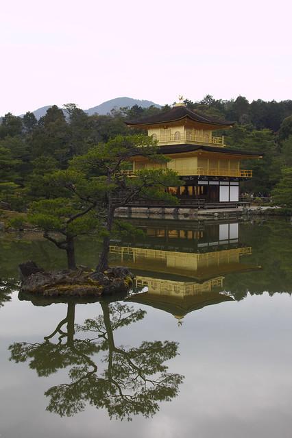 0759 - Kinkaku-ji el Pabellón dorado