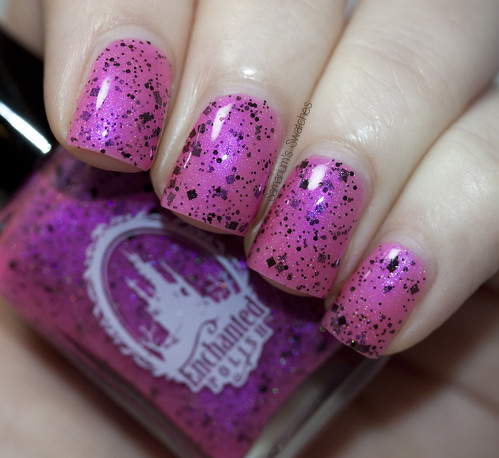Enchanted Polish Sprinkled (4)