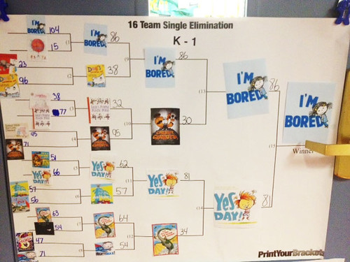 I'M BORED is 2013 ITC March Madness Champion!
