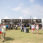 2013 H-E-B Grand Tasting Pavilion