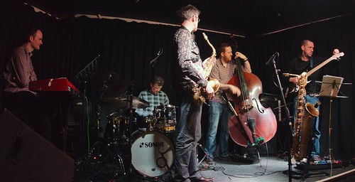 World Service Project, ACV @ Fusebox, Leeds 19.4.13