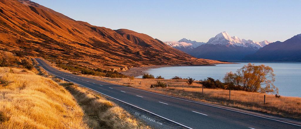 Mt Cook Road
