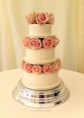 Wedding – Rose Tiers