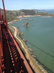 Crossing the Golden Gate by TheTurducken