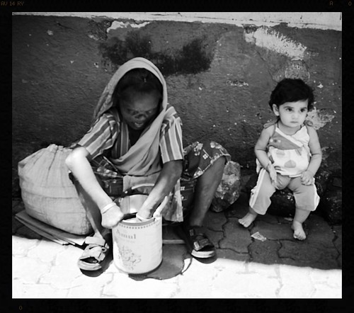 The Street Photographer Nerjis Asif Shakir And Maria The Leper by firoze shakir photographerno1