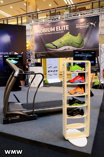 Puma Mobium Elite Launch