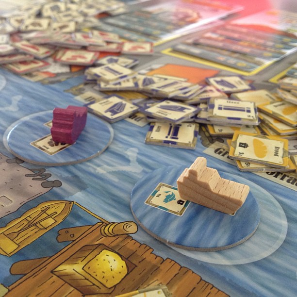 The mess that is Le Havre (in a good way)