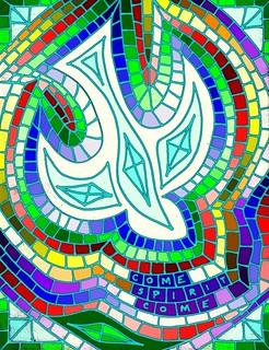 Pentecost Mandala