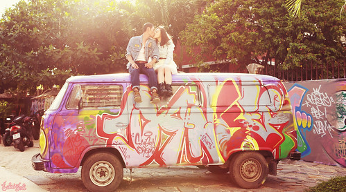 love bus by Qskulls™