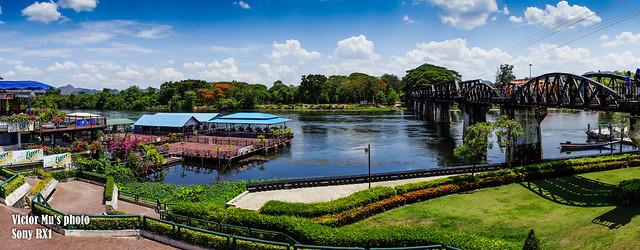 桂河大橋 泰國