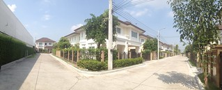 Unser Haus in Bangkok
