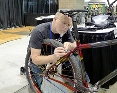 bicycle racing, bicycle mechanic, wheel, vehicle, sports equipment, bicycle,