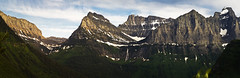 panorama - Glacier National Park - 7-02-13  01 small