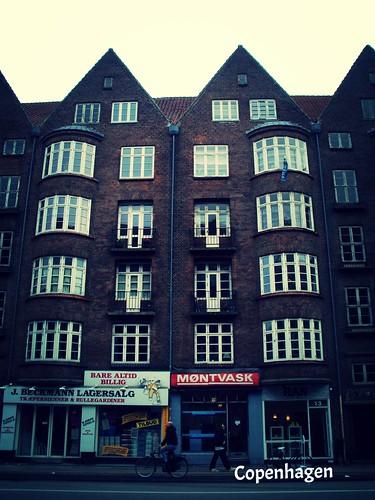 Copenhagen by Zannnie