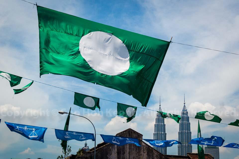 13th Malaysian General Election @ Kuala Lumpur, Malaysia