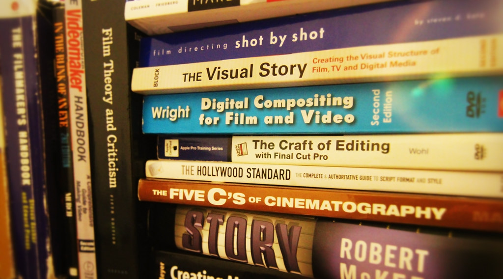 Film & Editing Books