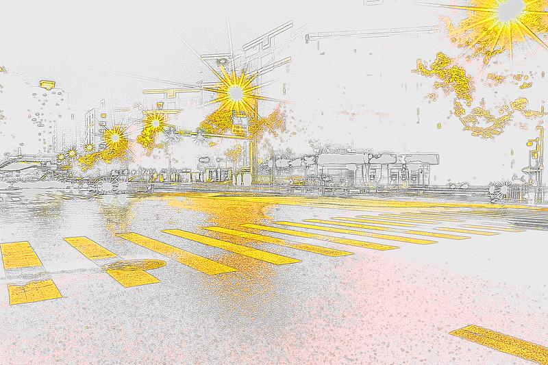 幾張廣州街頭照 BY PENTAX Q