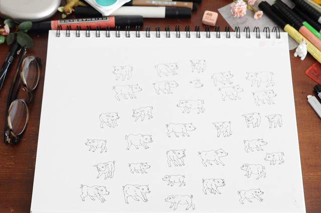 pigs in progress