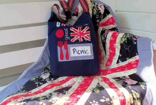 Great British Picnic Blanket