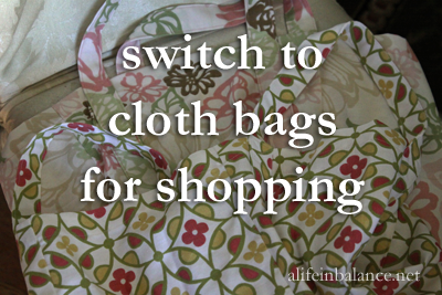 Cloth Bags for Shopping