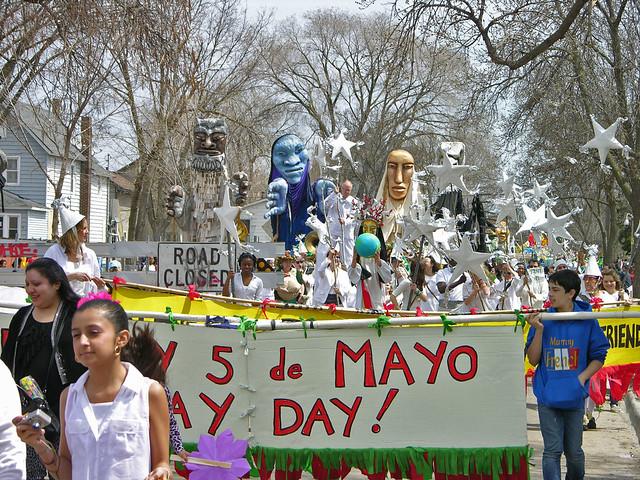MayDay 2013 head cinch de Mayo