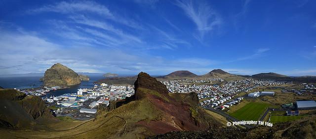 Vestmannaeyjar my hometown
