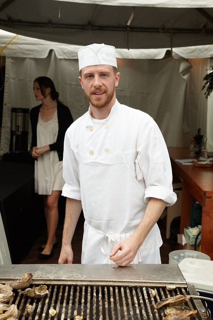 Chef at Maison Premiere