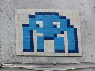 Space Invader, Val de Marne
