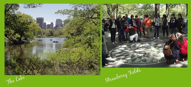 Roteiro pelo Central Park