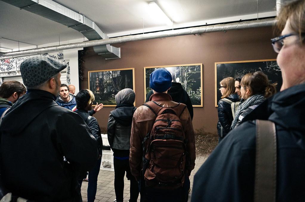 Millerntor Gallery 4 Hamburg