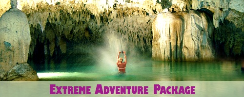 Hidden Worlds Extreme Adventure Package