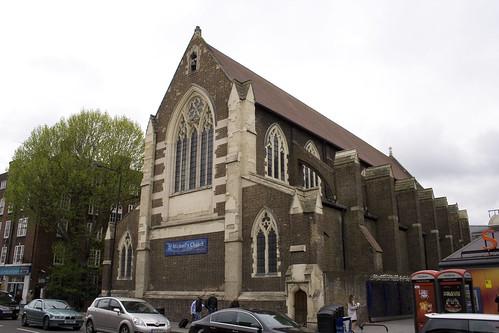 St Michael's Camden Town