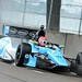 Simon Pagenaud on track at Belle Isle