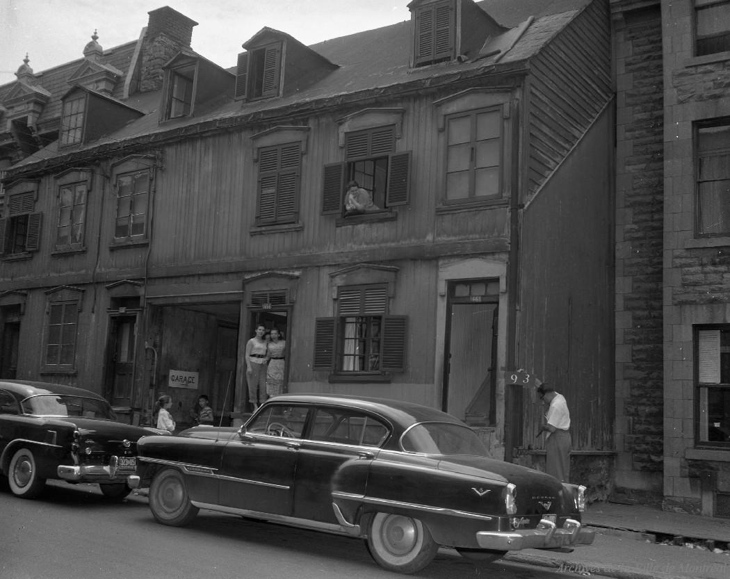 Secteur du Red Light, 1957, VM94S40D2-093b