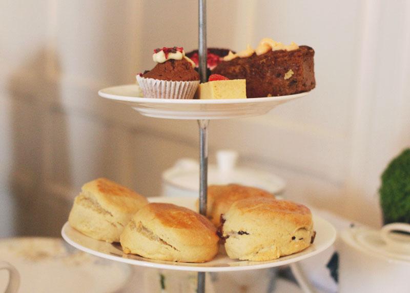 Afternoon Tea at Laura Ashley the Manor Elstree, Bumpkin Betty