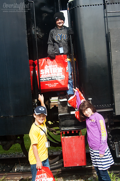 Skagway Railway three musketeers web