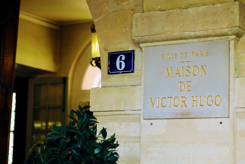 Drawing Dreaming - Visita à Casa-Museu do escritor Victor Hugo em Paris