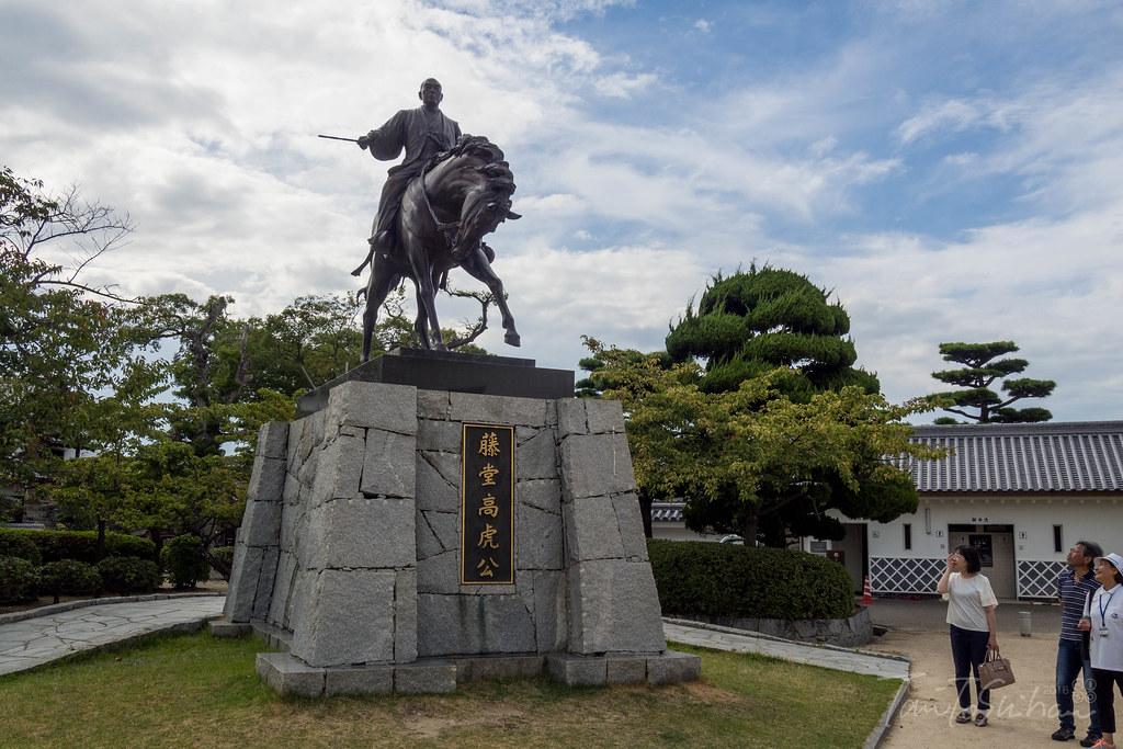 今治城 しまなみ海道 (Setouchi Shimanami Kaido Expressway)