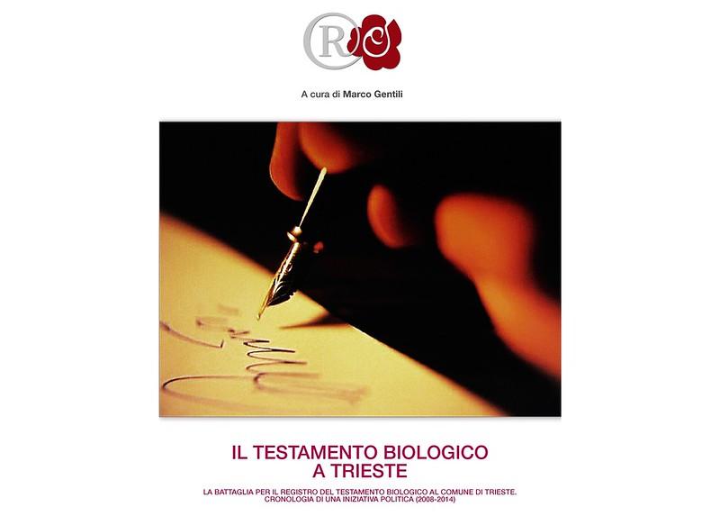 iBook - Testamento biologico a Trieste (2008-2014)